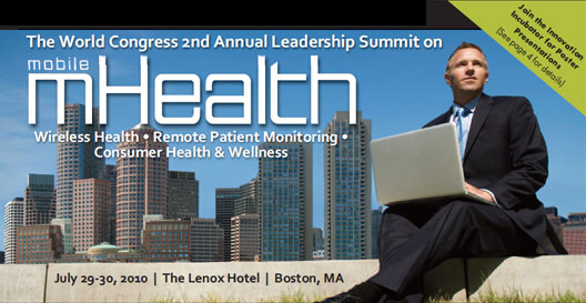 The World Congress 2nd Annual Leadership Summit on mHealth