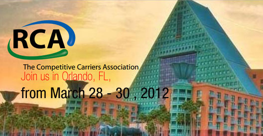 2012 RCA Competitive Carriers Global Expo